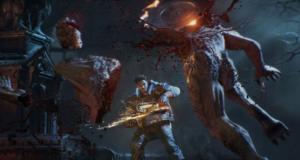 Gears of War 4 игры стрелялки