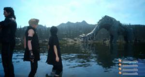Square Enix хотела бы сделать компьютерную Final Fantasy XV