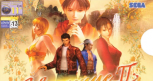 Лучшая игра Shenmue I и II