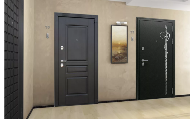 Входные двери новая